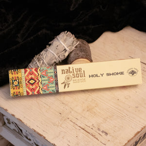 Native Soul Holy Smoke Incense