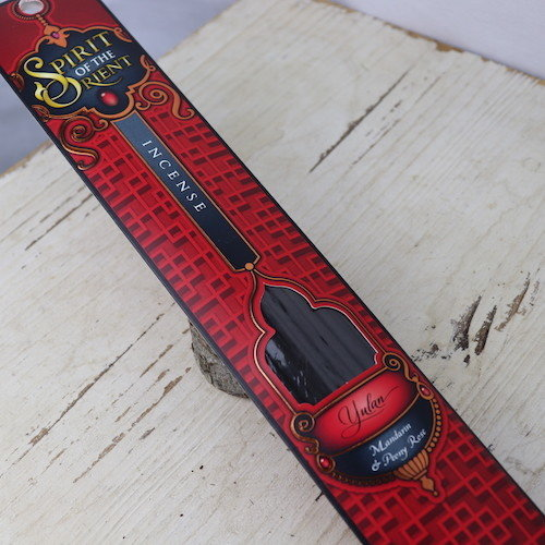 Spirit of Orient Incense Yulan 25 sticks