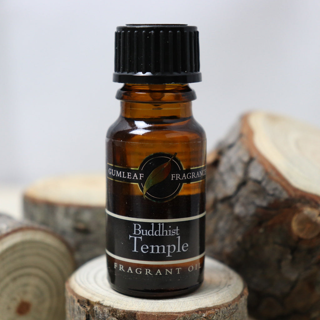 Buckley and Phillip Gumleaf fragrance oil- Buddhist Temple