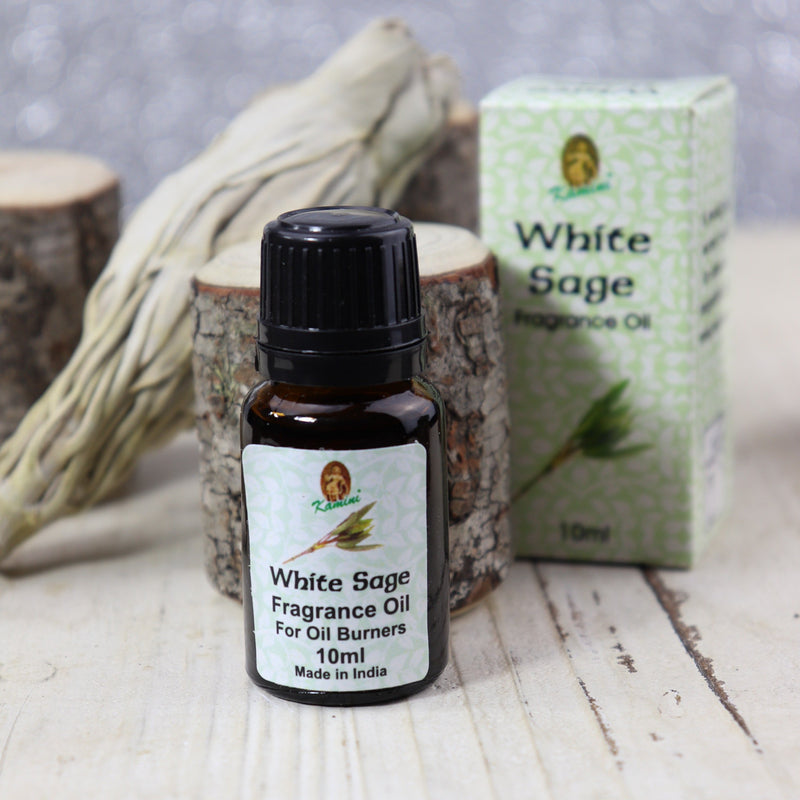 Kamini White Sage Oil 10ml