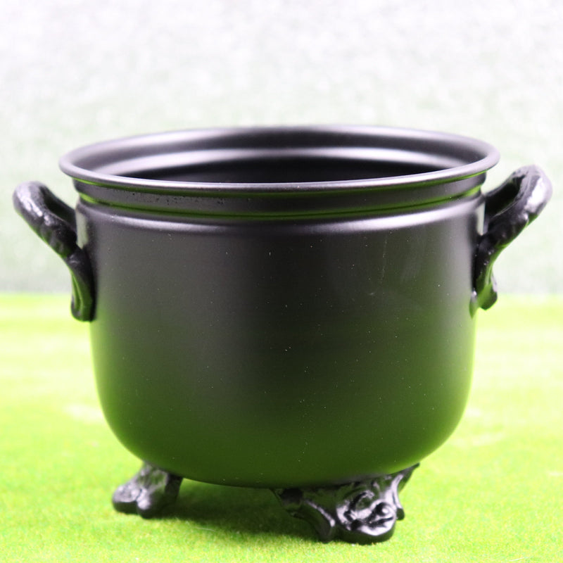 11cm Plain metal Cauldron
