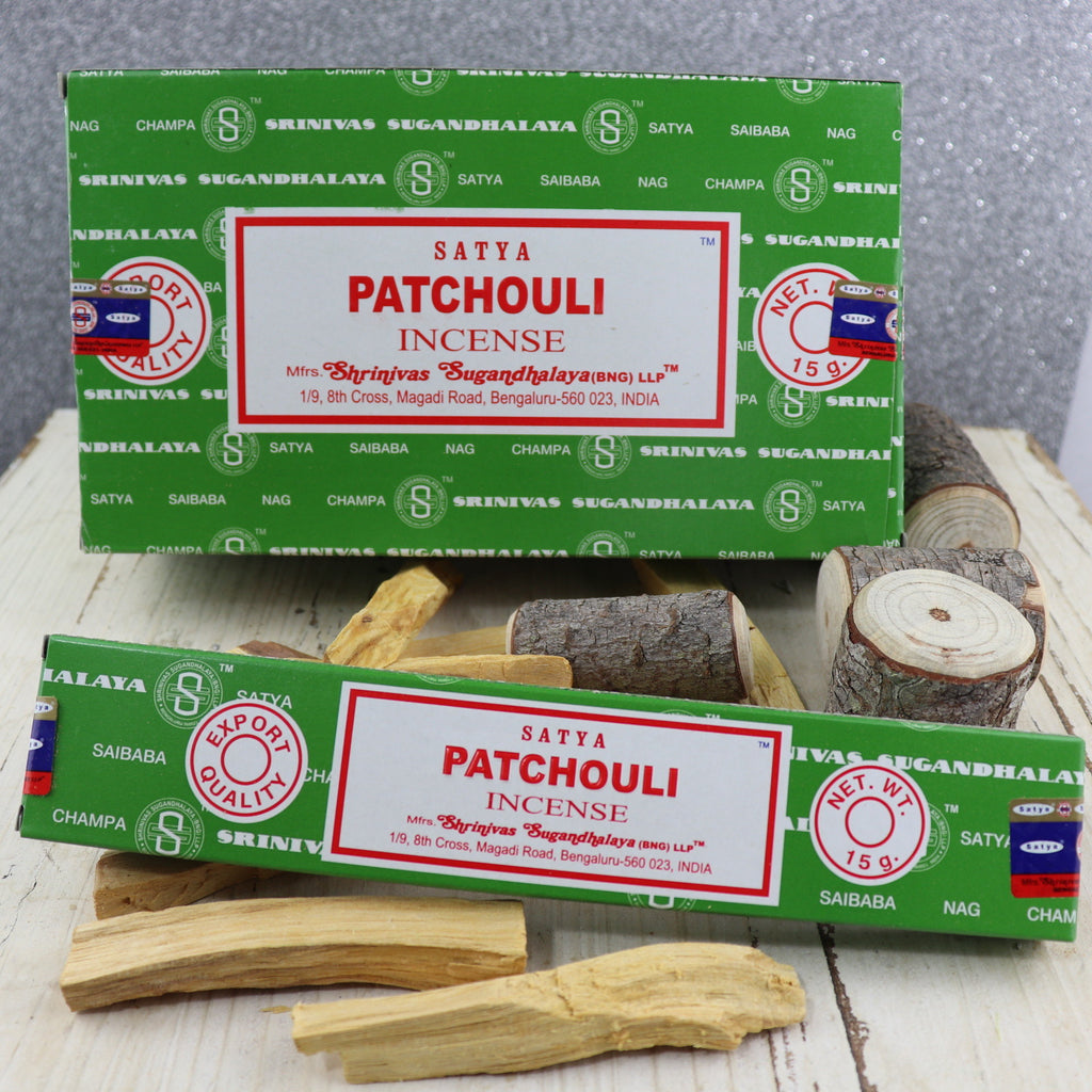 Satya Patchouli 15gms Box