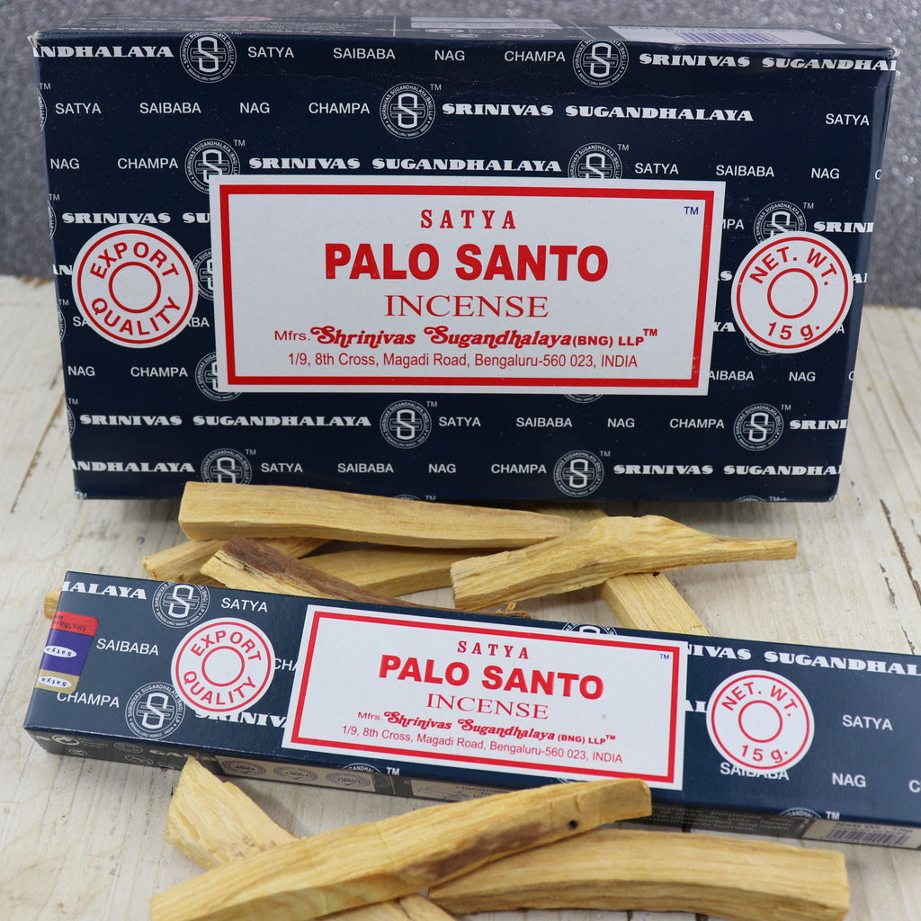 Satya Palo Santo incense sticks 15gms