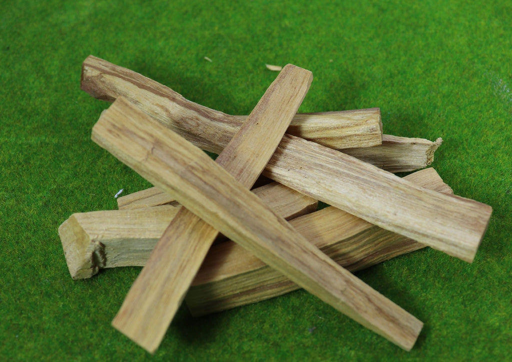 5 Palo Santo Sticks