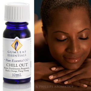 Buckley and Phillips Chill Out Blend Essential Oil 10ml