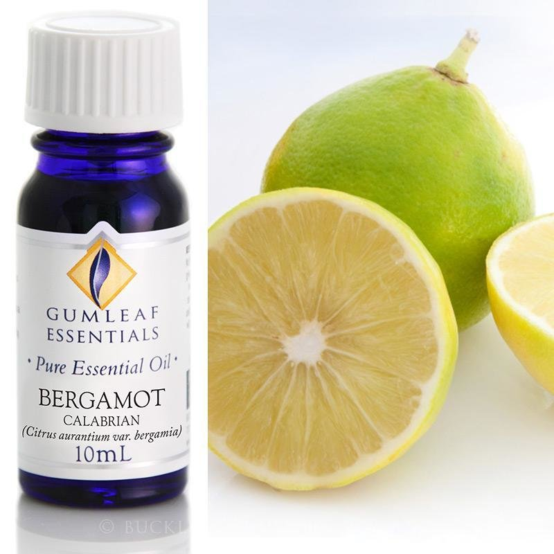 Buckley and Phillips Bergamot Calabrian Essential Oil