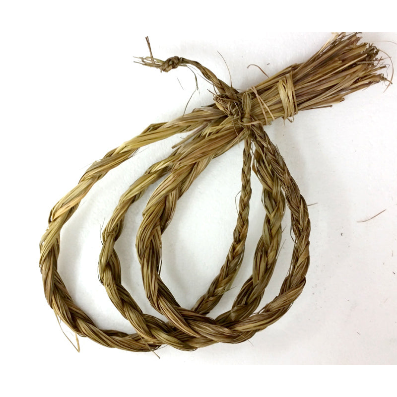 Sweetgrass Braid, 45cm