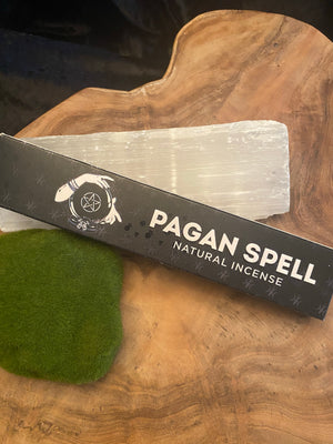 Pagan Spell Incense 15g