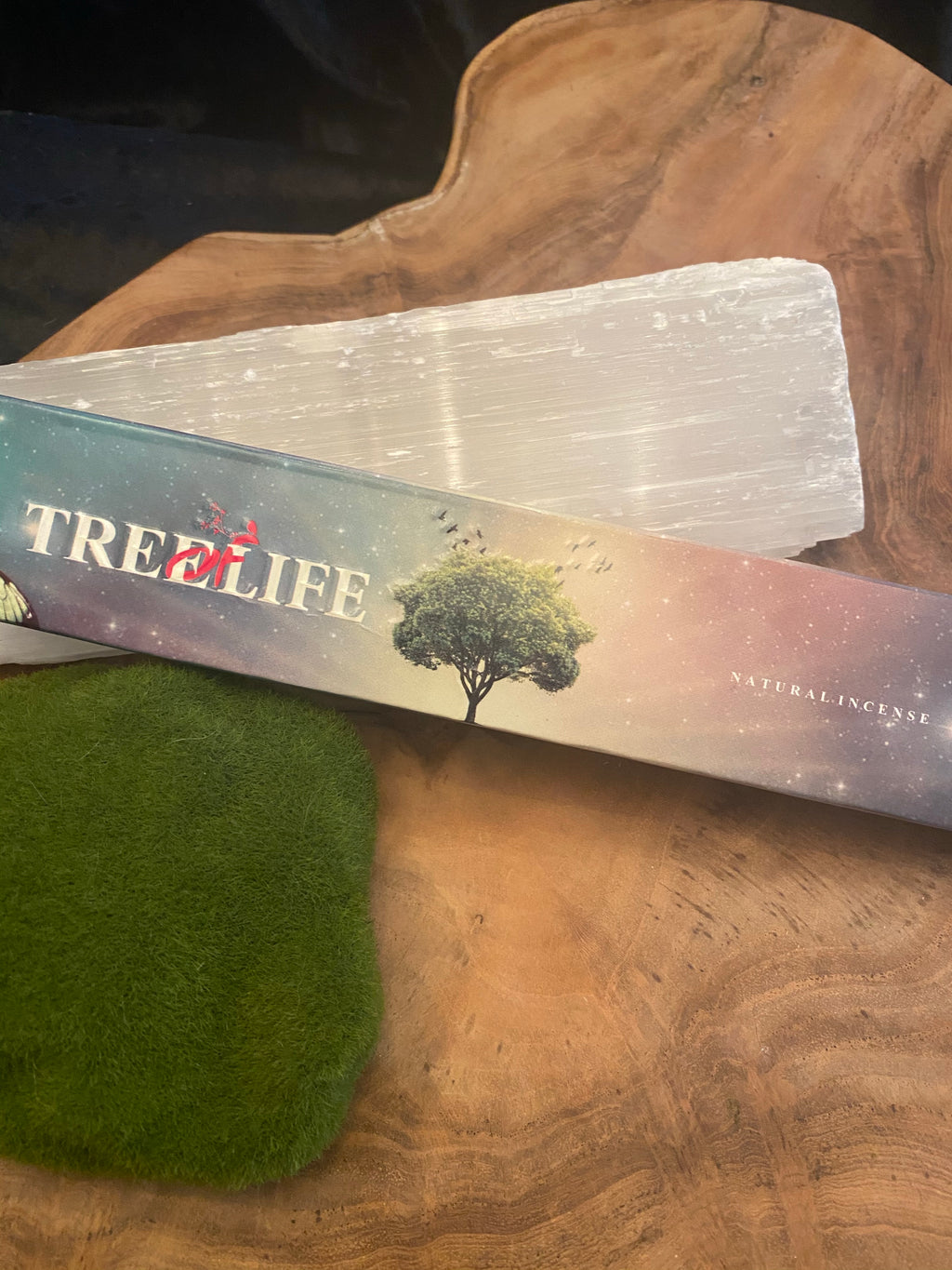 Tree of life incense, 15g