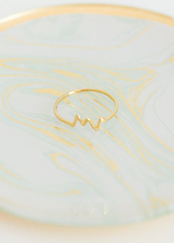MINI HEARTBEAT RING