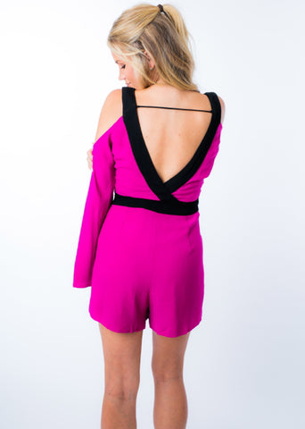 FOR THE GIRLS ROMPER