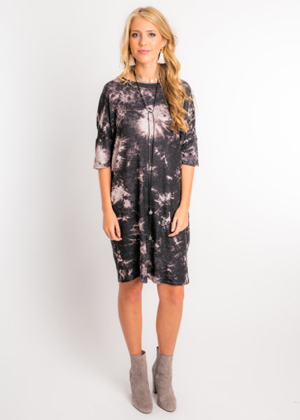 TIME FOR IT T-SHIRT DRESS