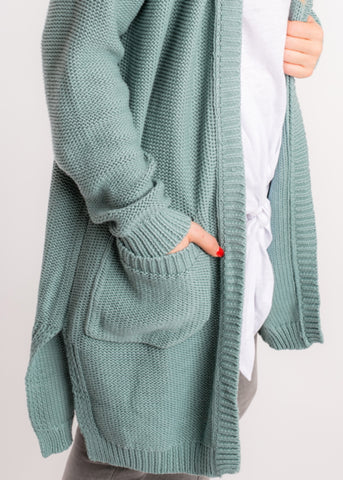 HEART FOR THE DAY CARDIGAN