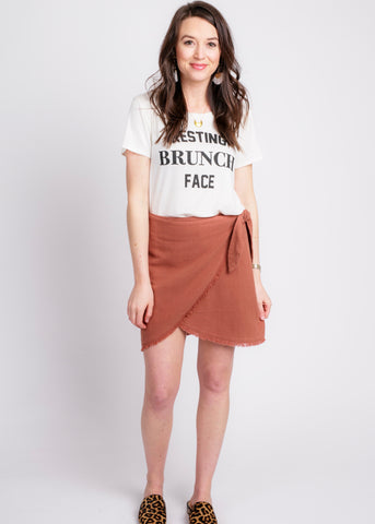 WRAP IT UP SKIRT