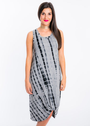 REAL AS YOU MIDI DRESS