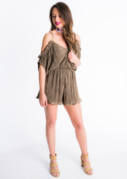 DARING DAYS ROMPER