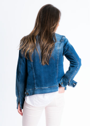 JEAN JACKET BY UNPUBLISHED