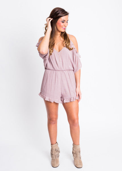 HAVE SOME FUN ROMPER