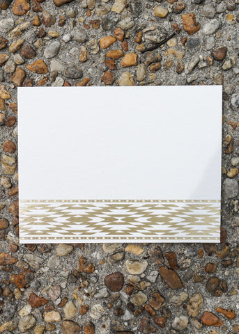 TRIBAL TIDINGS NOTECARD SET