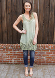 PINCH ME TUNIC TOP