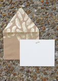 PEN 'N FEATHER NOTECARD SET