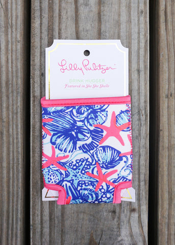 LILLY PULITZER DRINK HUGGER
