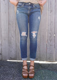 KAREN CROP JEANS BY ARTICLES OF SOCIETY