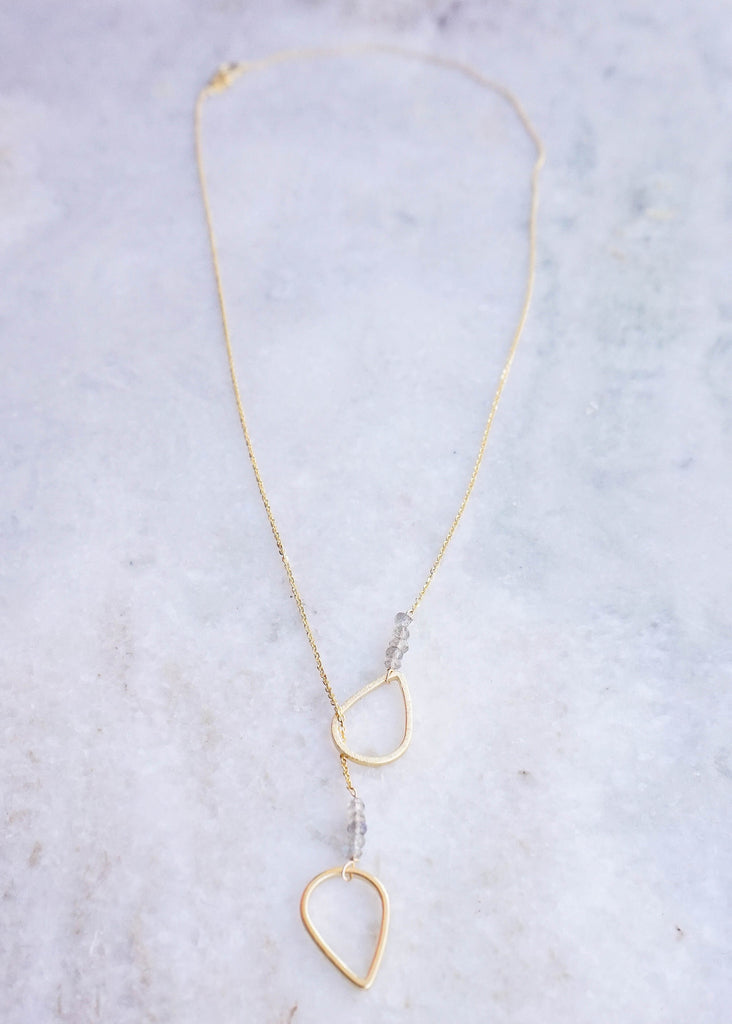 LOVE THE LARIAT NECKLACE