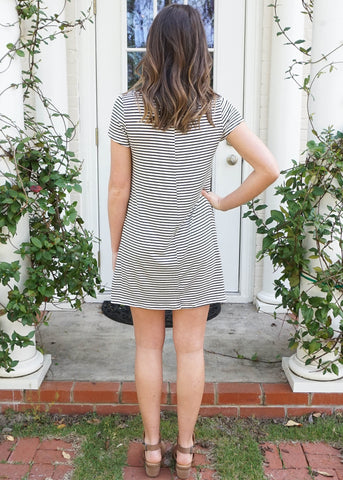 ANCHORS AWAY DRESS