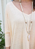 DARINGLY DAINTY NECKLACE