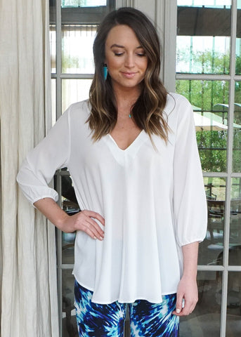 TOP OF THE TOWER BLOUSE