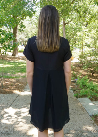 BLACK BOOK DRESS
