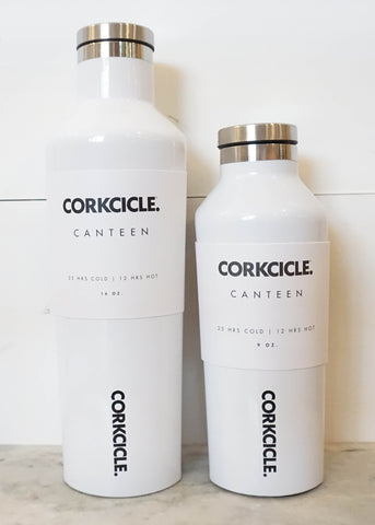 CORKCICLE CANTEEN 9OZ