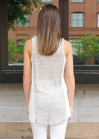 SUMMER IN STRIPES TOP