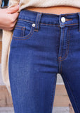MICRO FLARE JEANS BY HENRY & BELLE