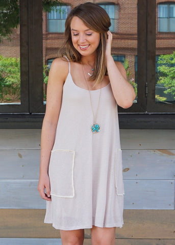 VANILLA BEAN DRESS
