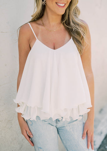 LOVELY AND LAYERED TOP