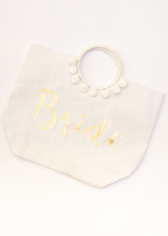GOT IT ALL BRIDE TOTE