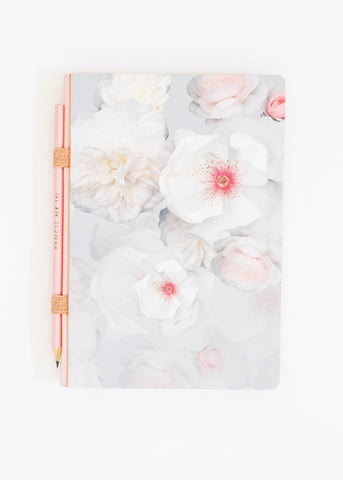 FLORAL NOTEBOOK SET BY TED BAKER