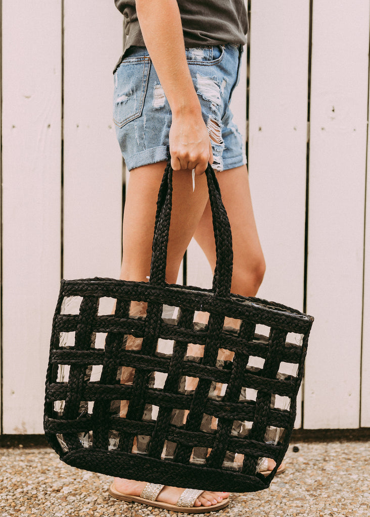 SATURDAY SUN TOTE BAG