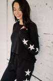 MADE TO SHINE STAR SWEATSHIRT