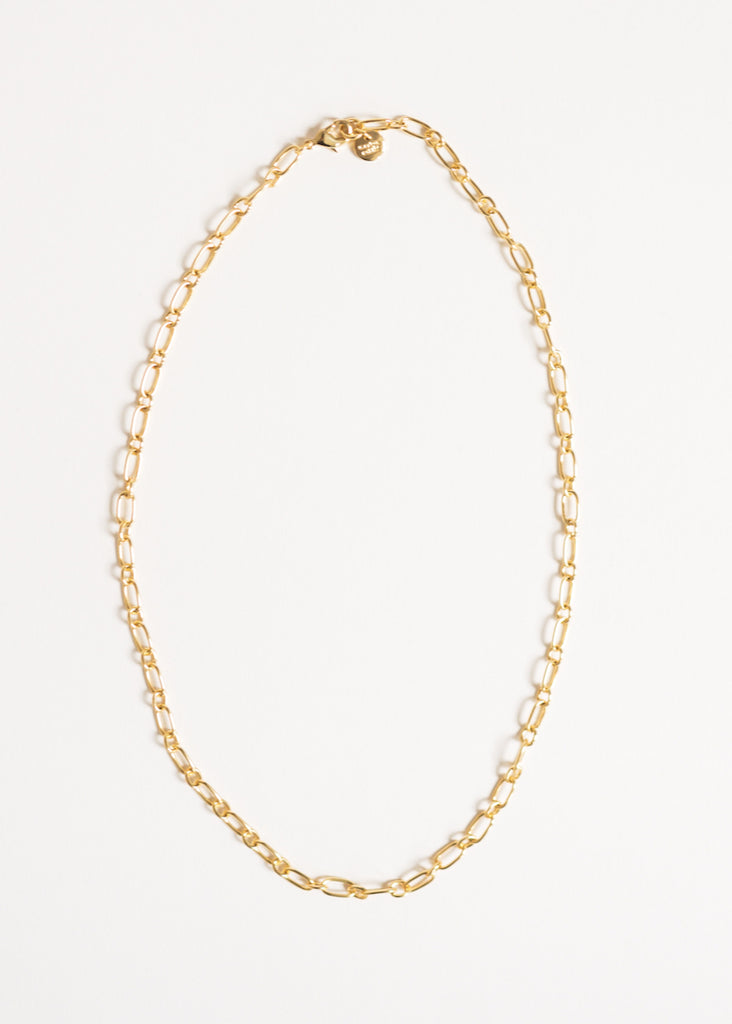 LINKS OF LOVE CHAIN NECKLACE