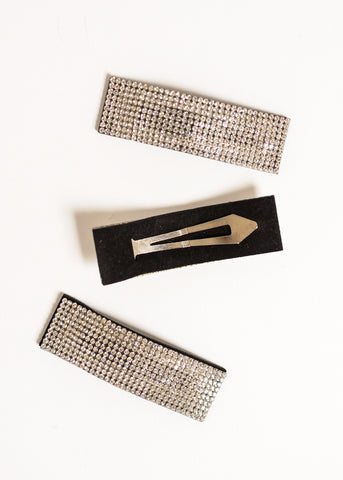 PINCH ME PAVE HAIR CLIP