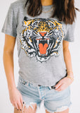 TIGER FACE TEE BY CHASER BRAND
