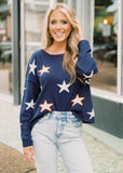COUNT YOUR LUCKY STARS SWEATER