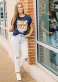 WATERCOLOR TIGER TEE BY CHASER BRAND