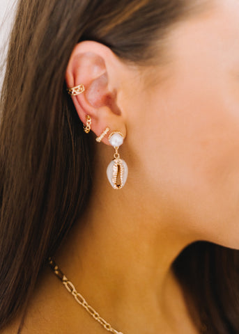 TOUCH OF FUN EAR CUFF SET