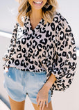 ALL FOR LEOPARD LOVE TOP