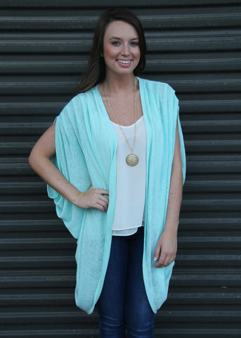 HOT & COLD CARDIGAN