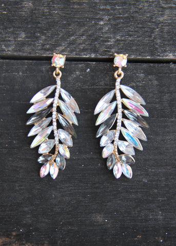 UN-BE-LEAF-ABLE EARRINGS